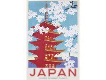 Japan (Blossom) - P222