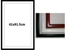 Рамка 61x91.5cm - черна