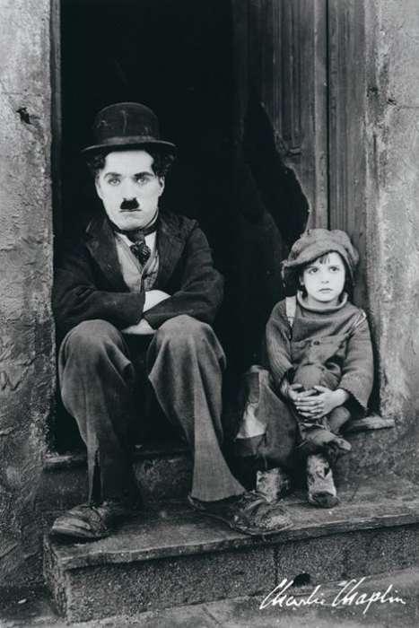 Charlie Chaplin (Doorway)