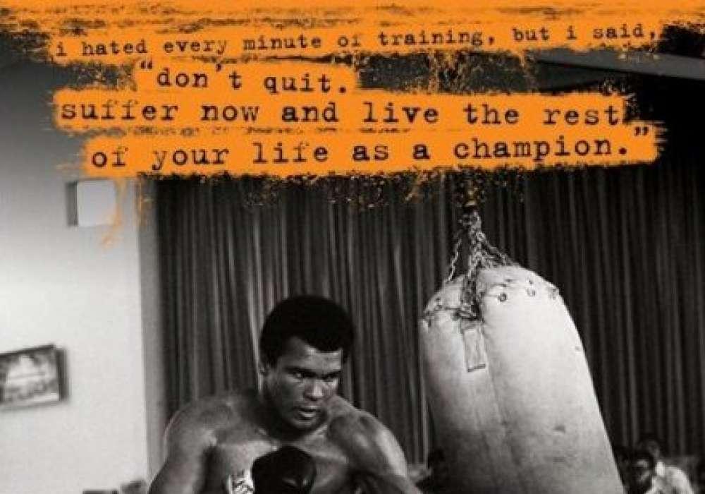 Muhammad Ali (Punchbag)