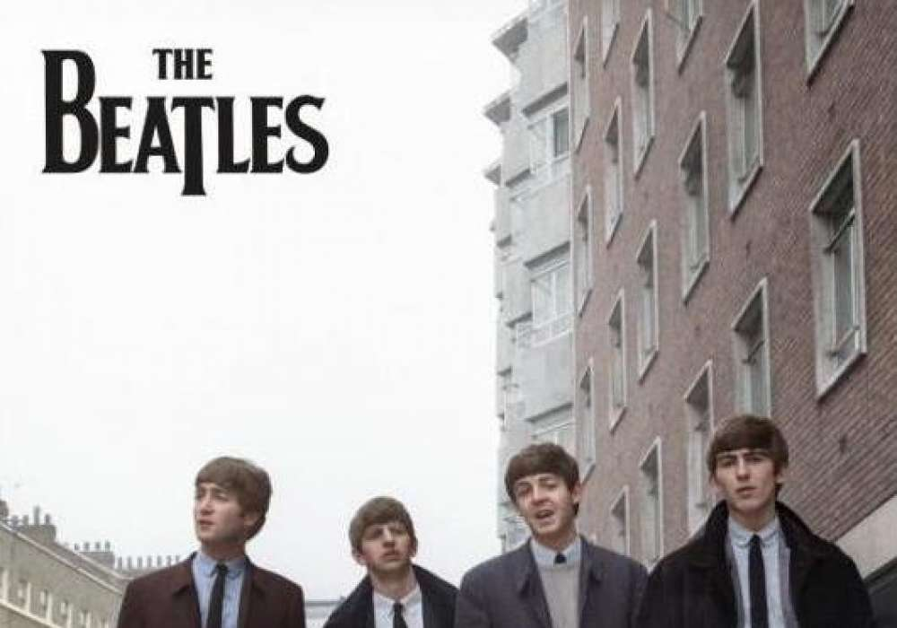 THE BEATLES On Air