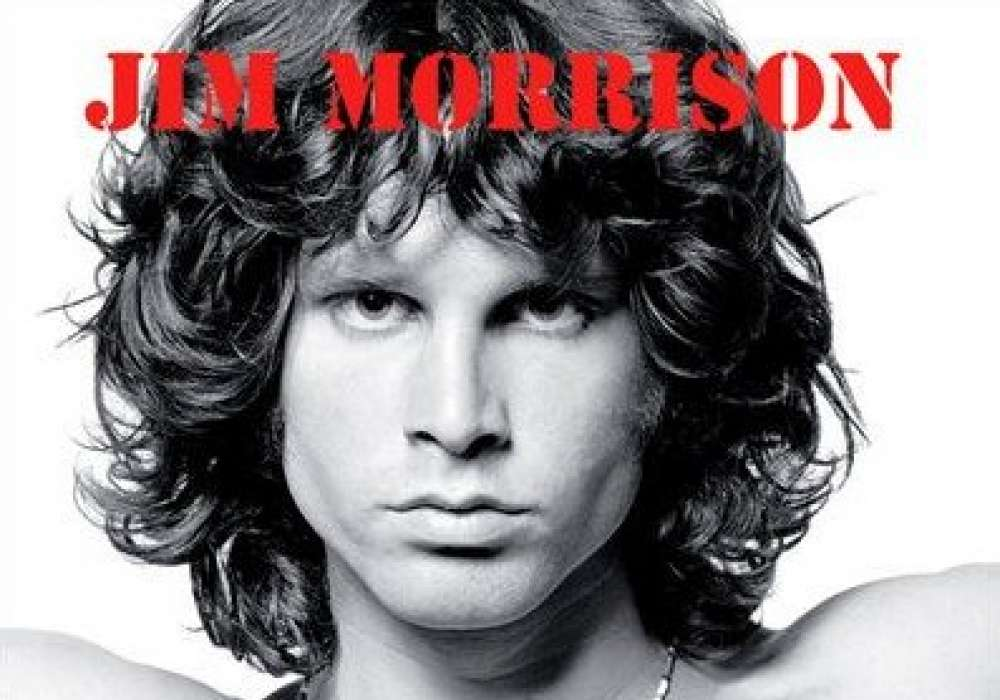 Jim Morrison - American Poet