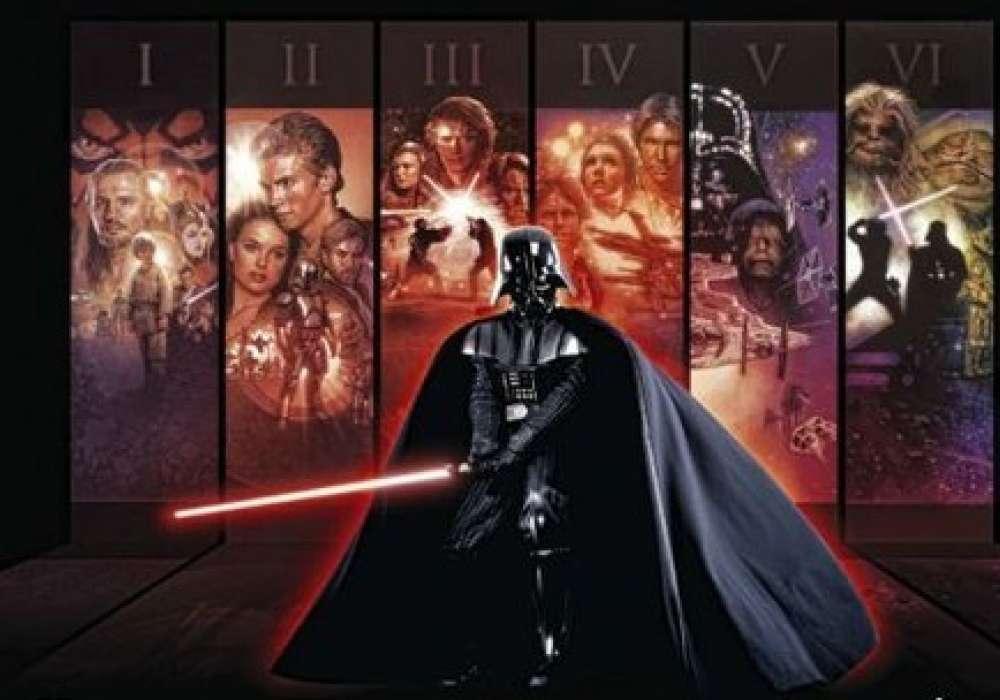 Star Wars - anthology