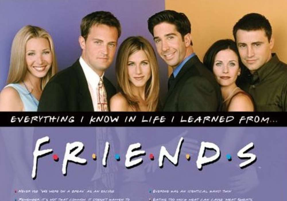 Friends (Everything I Know)