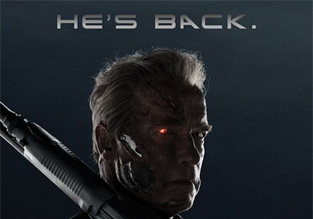Terminator Genisys (He's Back)