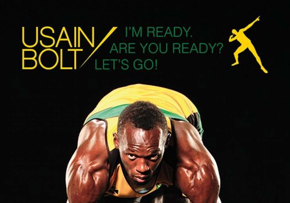 USAIN BOLT (I'M READY)