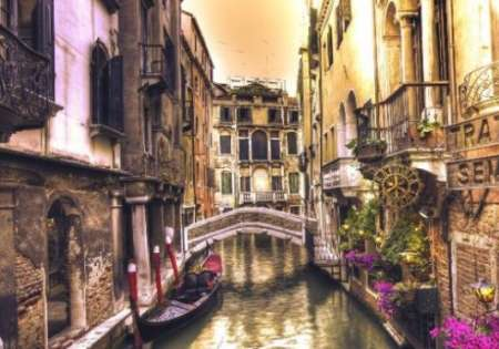 Canale, Venice FW214 - For Wall