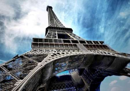 Eiffle Tower FW217 - For Wall