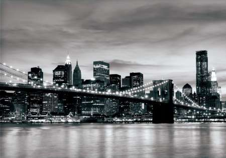 New York B&W FW234 - For Wall