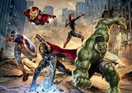 Avengers - Komar