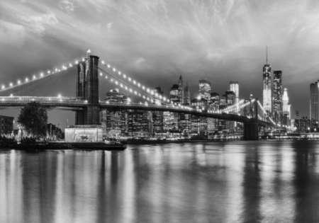 Brooklyn B/W - Komar