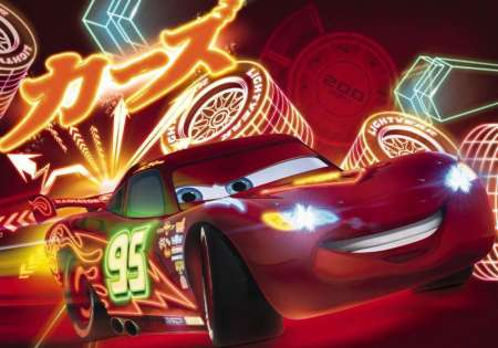 Cars Neon - Komar