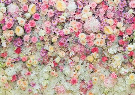Flower Wall - For Wall