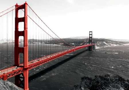 Golden Gate Bridge - For Wall