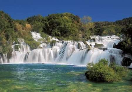 Krka Falls - Komar