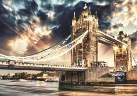 Tower Bridge - For Wall
