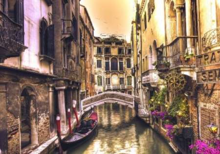 Venice, Canals - For Wall