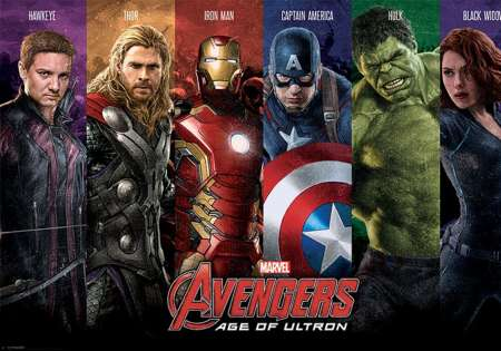 Avengers: Age Of Ultron (Team)
