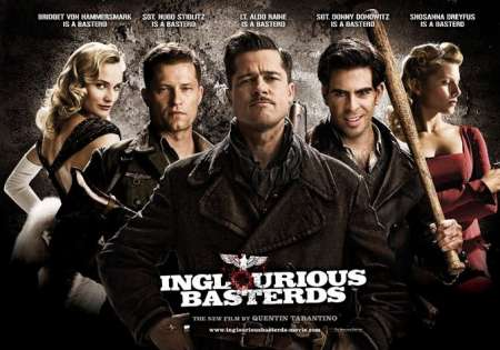 The Inglourious Basterds (Line Up)