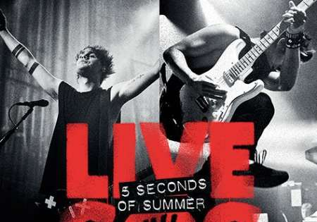 5 Seconds Of Summer (Live)