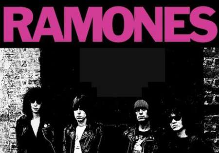 THE RAMONES (ROCKET TO RUSSIA)