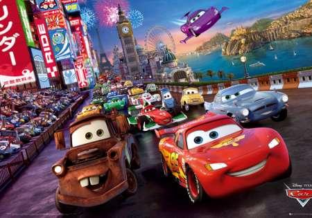Cars Race - Komar