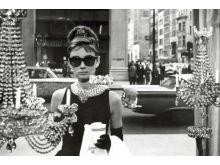 Audrey Hepburn (Window)