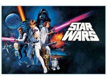 Star Wars (A New Hope - Landscape)